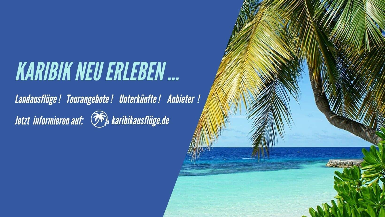 Deutschsprachige Touren in der Karibik